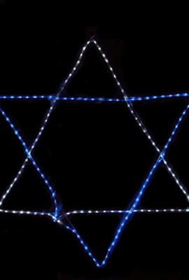 24-Blue-and-Pure-White-LED-Rope-Light-Star-of-David-Hanging-Hanukkah-Decoration-0
