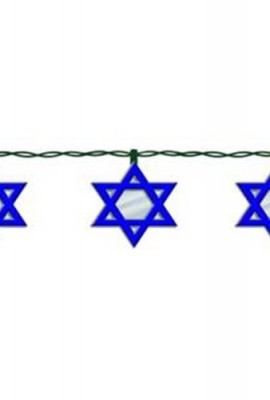 Kurt-Adler-UL-10-Light-Hanukkah-Star-of-David-Light-Set-0