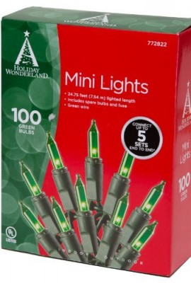 100-Count-Green-Christmas-Light-Set-0