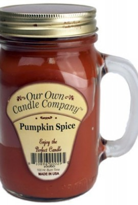 13oz-PUMPKIN-SPICE-Scented-Jar-Candle-0