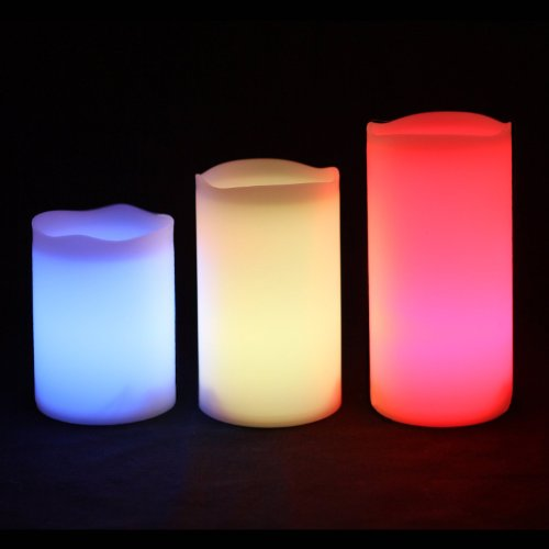 Frostfire-Mooncandles-3-Weatherproof-Outdoor-and-Indoor-Color-Changing-Candles-with-Remote-Control-Timer-0