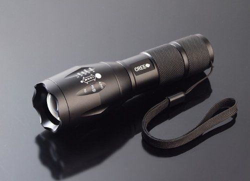 UltraFire-CREE-XML-T6-LED-Flashlight-5-Mode-Zoomable-Torch-Flashlight-ONLY-0-0