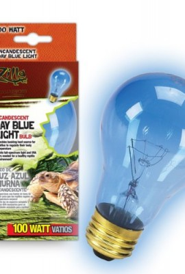 Zilla-09918-Day-Blue-Light-Incandescent-Bulb-100-Watt-0