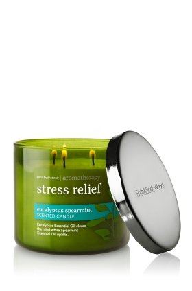 Bath-and-Body-Works-Aromatherapy-Eucalyptus-Spearmint-Scented-Candle-145-Oz-0