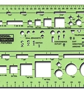 Chartpak-Electrical-Drafting-and-Design-Templates-basic-lighting-fixture-symbols-each-0