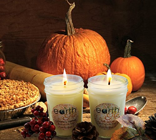 EarthGlo-100-Soy-Candle-Set-Two-8oz-Jar-Candles-In-Gift-Box-0-1