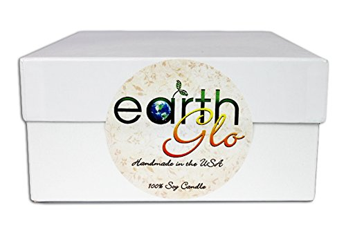 EarthGlo-100-Soy-Candle-Set-Two-8oz-Jar-Candles-In-Gift-Box-0-2