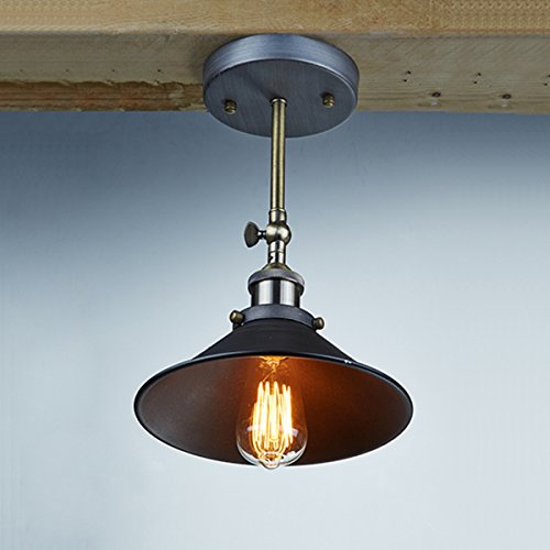 Ecopower-Industrial-Edison-Simplicity-1-Light-Wall-Mount-Light-Sconces-Aged-Steel-Finished-0-0