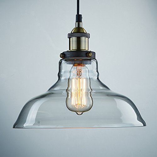 Ecopower-Industrial-Edison-Vintage-Style-1-Light-Pendant-Glass-Hanging-Light-0-0