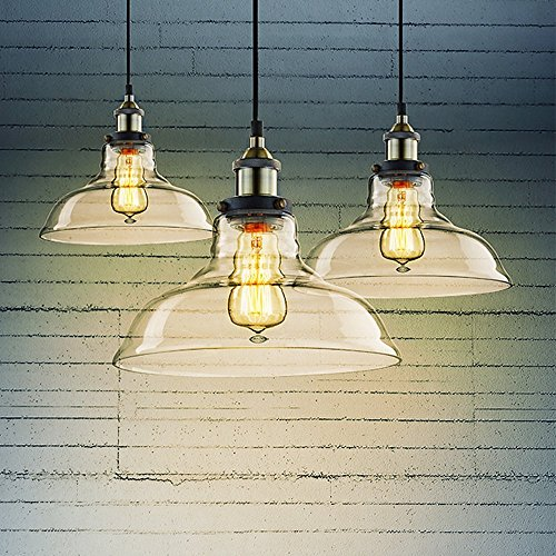 Ecopower-Industrial-Edison-Vintage-Style-1-Light-Pendant-Glass-Hanging-Light-0-3