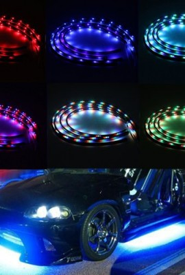 IMAGE-7-Color-4pcs-LED-Under-Car-Glow-Underbody-System-Neon-Lights-Kit-Strip-With-Wireless-Remote-Control-2-x-48-2-x-36-0