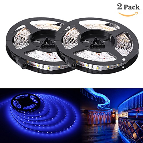 LE-164ft-12V-Flexible-LED-Strip-Lights-Blue-300-Units-3528-LEDs-Non-waterproof-Light-Strips-LED-Tape-Pack-of-2-Units-0