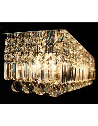 Siljoy-L395-X-W10-X-H10-Rectangle-Clear-K9-Crystal-Ceiling-Light-Fixture-Modern-Lighting-0-0