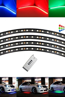 iJDMTOY-4pc-7-Color-RGB-LED-Under-Car-Lighting-System-w-Wireless-Remote-48-x-2-36-x-2-0